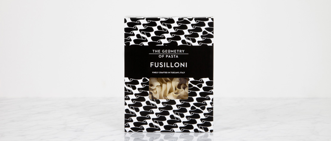 Fusilloni - Geometry of Pasta