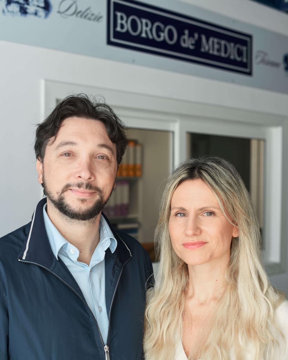 Massimo e Lisa